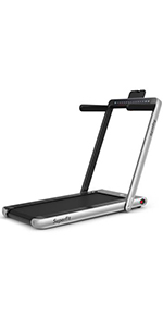 dual screen treadmill