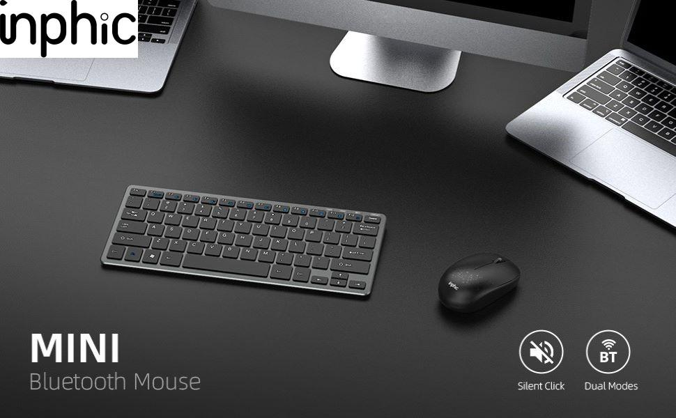 bluetooth mouse for laptop bluetooth mini mouse for ipad bluetooth mouse small