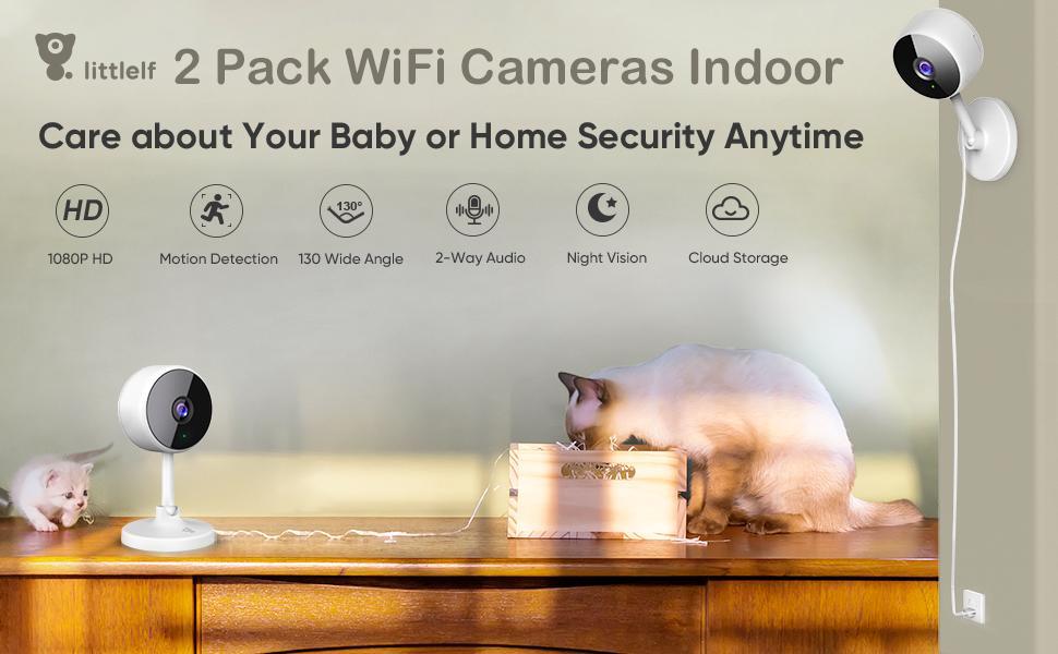 Security Camera Littlelf