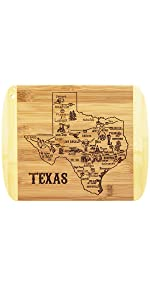 A Slice of Life Texas Board