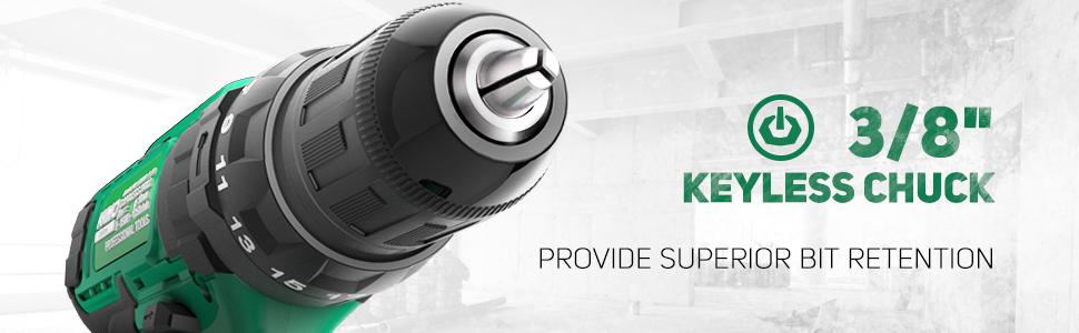 kimo tools kimo drill set power drill cordless power drills cordless sets drill driver