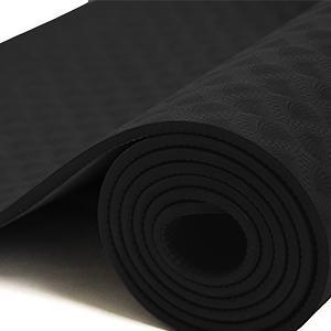 details yoga mat