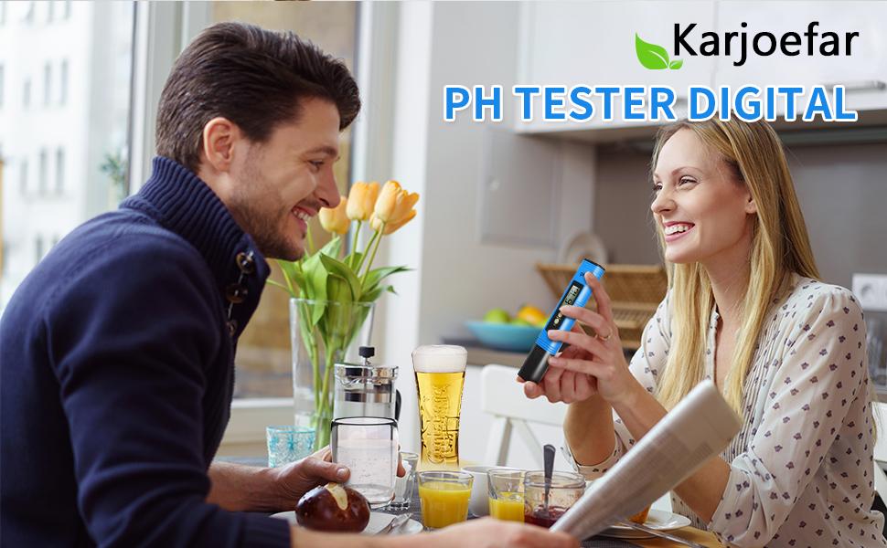 ph water tester