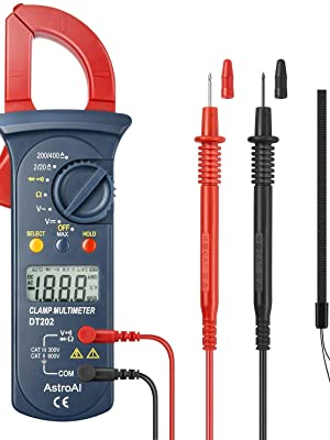Clamp Meter 2000 count