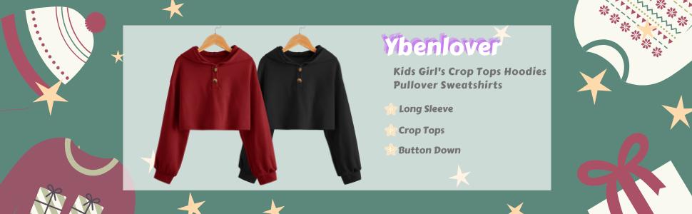 Kids Girls Sweatshirt