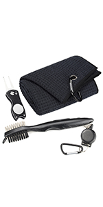 towel brush dovit kit