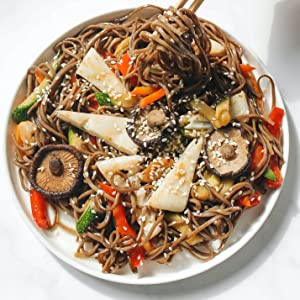 soba noodles muso from Japan