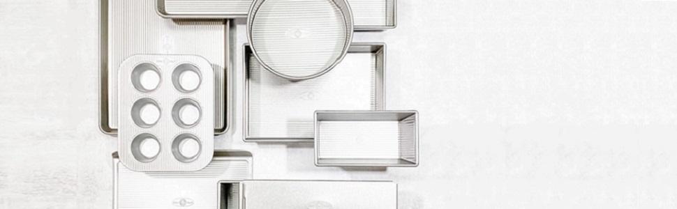 USA Pan Collection of Pans