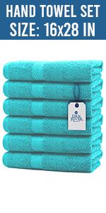 Dan River Hand Towel