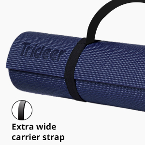 Extra Wide Yoga Mat Carrying Strap