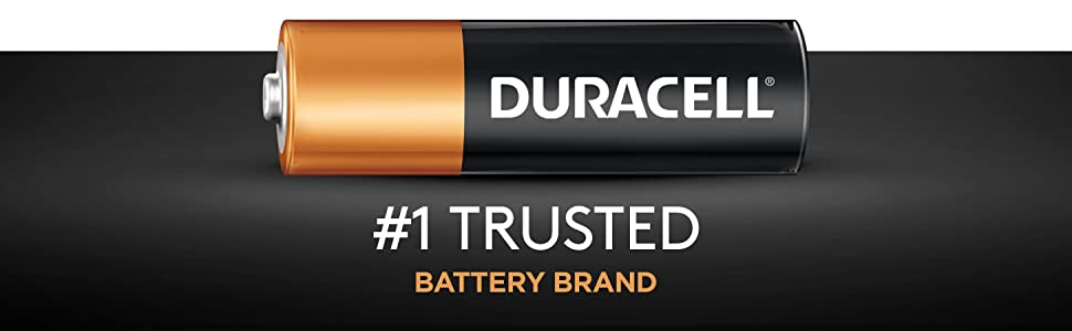 #1 trusted battery brand