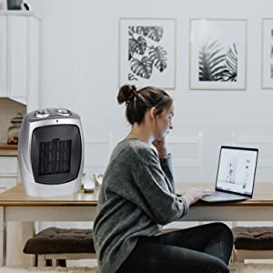 Electric Small Space Heater