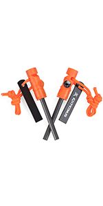 Extremus 6-in-1 Magnesium Fire Starter