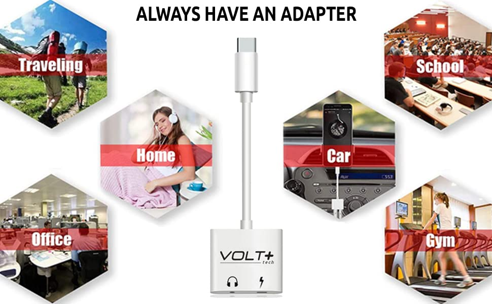 Due to small size of our adapter you can carry it anywhere you want and keep it anywhere