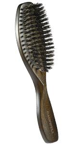 Boar Bristle Hairbrush for Men