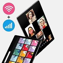 KingPad series table M 10 5g wifi and 4g lte phone calls