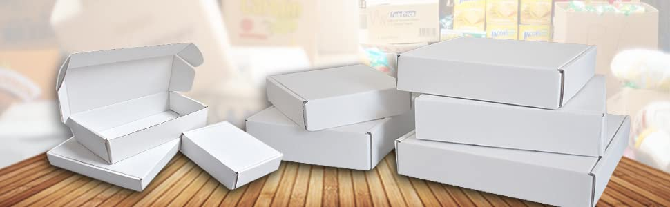 professional in shipping boxes