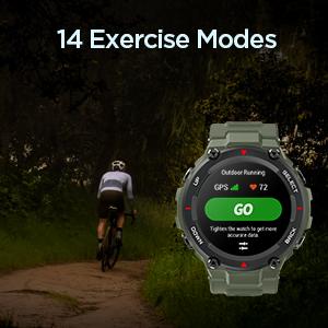 14 Exercise Modes