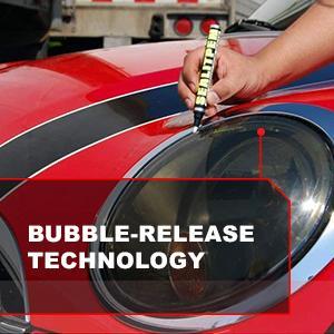 bubble release technology