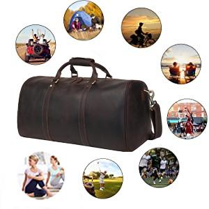 oversized travel duffel bag