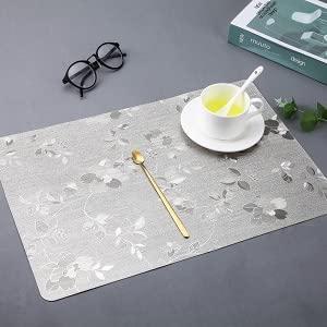 kitchen table mats