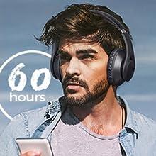 Over Ear Headphones Wireless