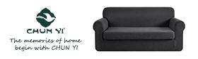gray sofa slipcover