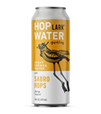 Hoplark HopWater Craft Brewed Water with Sabro Hops