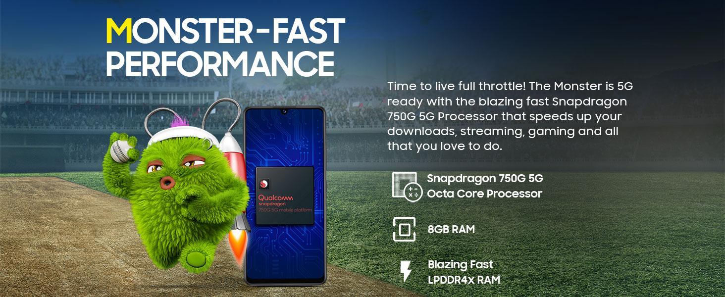 Fast performance