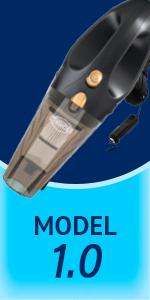 Model One Car Vaccuum