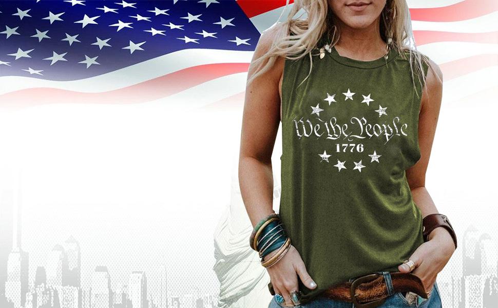 We the people American Tanks