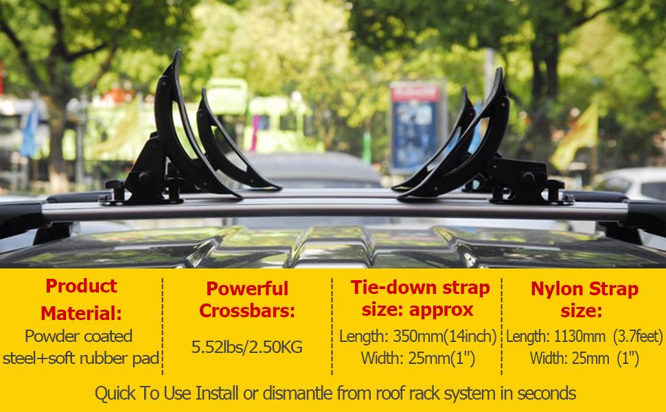 roof rack bracket