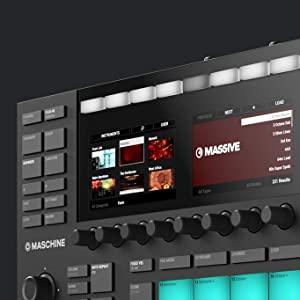 Native Instruments Machine MK3 ControllerNative Instruments Machine MK3 Controller
