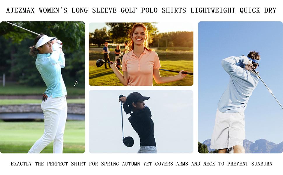 Women's UPF50+ Sun Protection Long Sleeve Shirt Sport Quick Dry Shirt