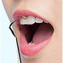 Easily remove foreign bodies in the mouth