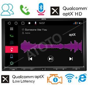 ATOTO S8 Bluetooth aptx