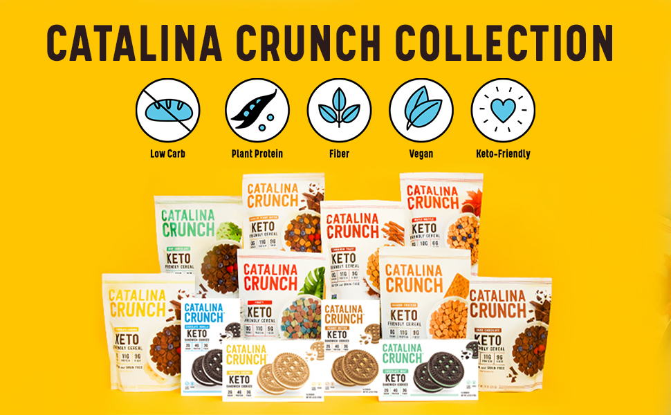 Catalina Crunch Collection