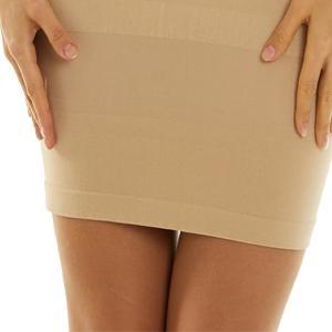 Knee Length Full Long Slips Body Shaper