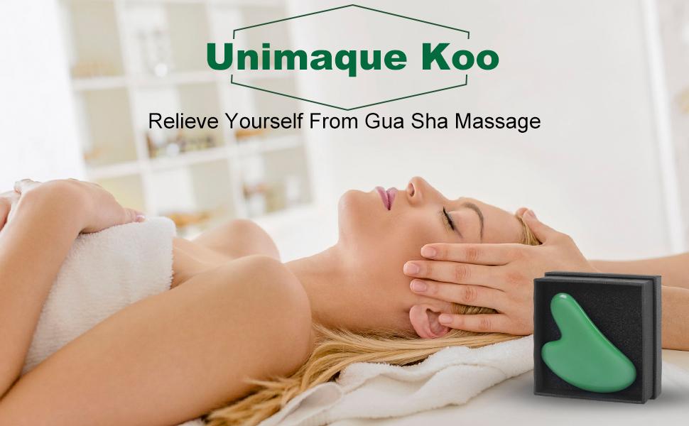 facial guasha stone gua sha jade gua sha massage tool