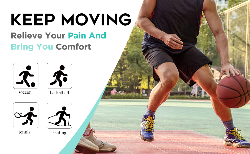 Ankle brace relieve your pain and bring you comfort