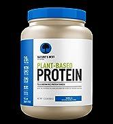 isopure plant protein vegan non dairy free