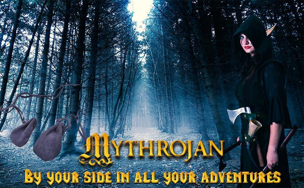 Mythrojan Native American
