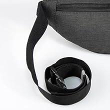 Cinturón de cintura ajustable