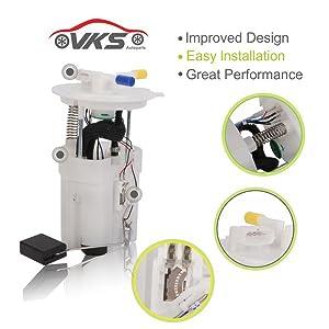 vks Fuel Pump Assembly