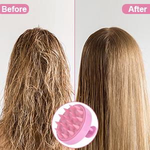 scalp massager shampoo brush scalp scrubber hair massager scalp exfoliator