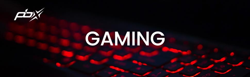 PBX Gaming Packard Bell Gaming Gear
