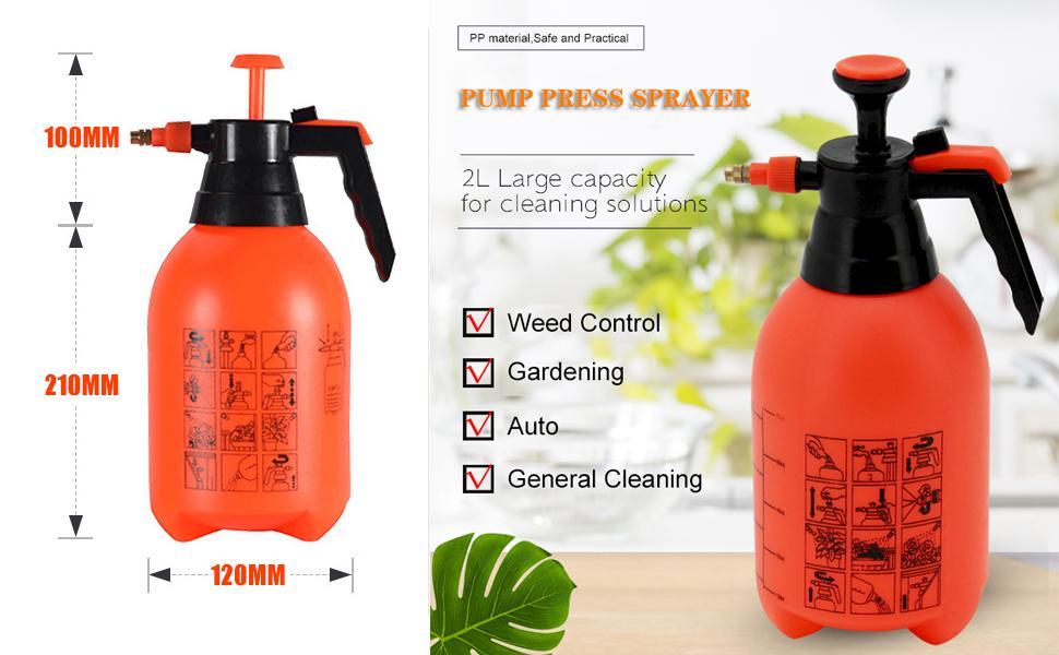 SPN-BFCE Pump Pressure Sprayer