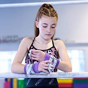 gymnastics grips for girls youth