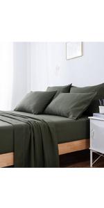 Army Green Sheet Set