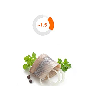 your body gets 1.5g of Creatine daily from fish and red meat